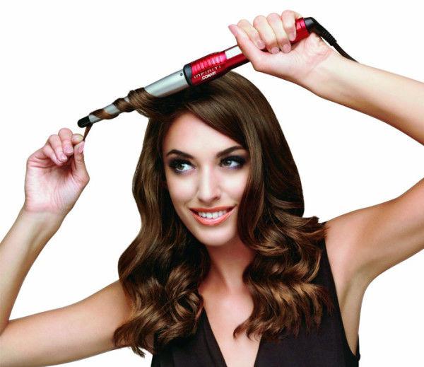 плойка для завивки волос