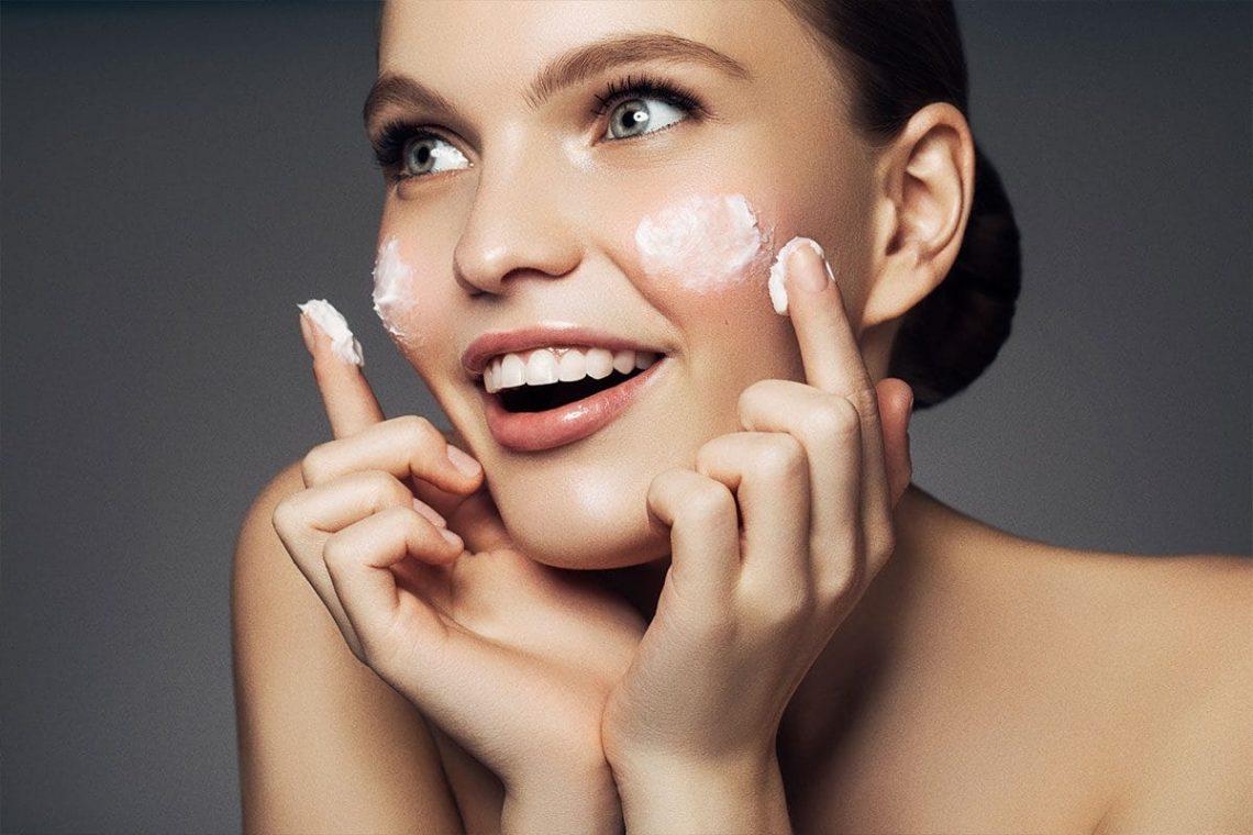 крем на макияж